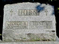 George Benedict Hirn