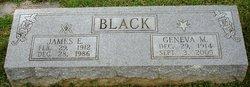 Geneva M. <I>Foster</I> Black