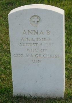 Anna B Gilchrist