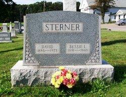 Bessie L <I>Stewart</I> Sterner