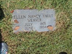 Ellen Nancy <I>Vault</I> Weaver
