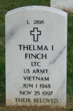 Thelma I Finch