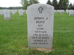 John James Post Sr.