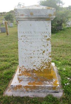 Barker Burnell
