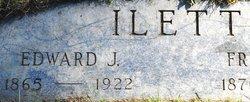 Edward J Ilett