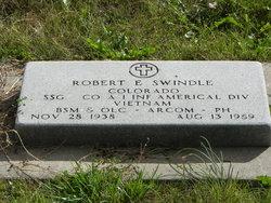 SSGT Robert Earl Swindle