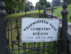 Westminster West Cemetery