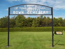 Bown Cemetery
