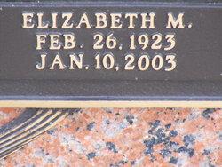 """Elizabeth Anne """"Bunkie"""" <I>Mintz</I> Hair"""