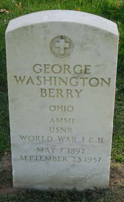 George Washington Berry