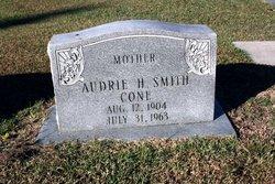 Audrie Newsome <I>Harrell</I> Smith Cone