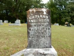 Edward Garland Anderson