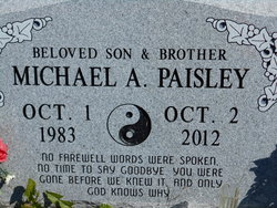 Michael A. Paisley