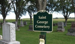 Saint George Catholic Cemetery