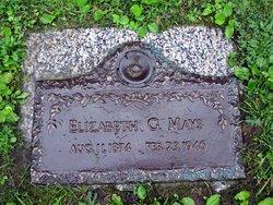 Elizabeth Gertrude <I>Schweitzer</I> Mays