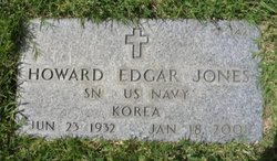 Howard Edgar Jones
