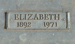Elizabeth Vanderburg