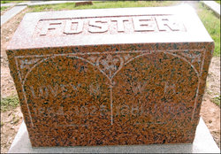 Lovey M <I>Powell</I> Foster