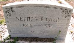 Nettie Viola   Green <I>Patton</I> Foster