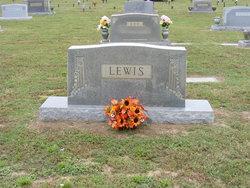 Mary Ida <I>Faulk</I> Lewis