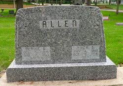 Minnie R <I>Ring</I> Allen