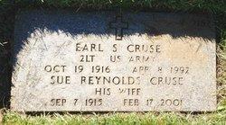 Earl Schwab Cruse