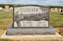 "McAdoo Wilson ""Mike"" Clouser"