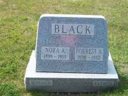 Forrest Asbury Black
