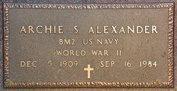 Archie S. Alexander