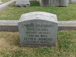 Capt Samuel Bradbury