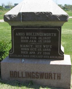 Nancy A <I>Lower</I> Hollingsworth