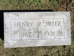Henry P. Hotz