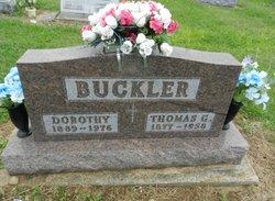 Dorothy <I>Ertel</I> Buckler