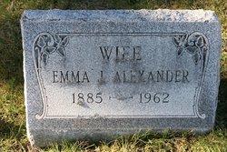 Emma J. Alexander