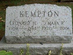 Mata Grace <I>Royce</I> Kempton