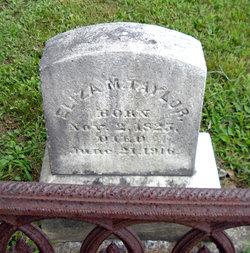 Eliza M. Taylor