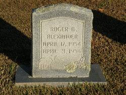 Roger A Alexander