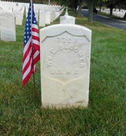 Pvt William E. Bloomer