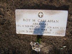 Roy Macomb Callahan