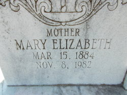 Mary Elizabeth <I>Hultsman</I> Lyday