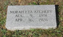 Nora Eta Atchley