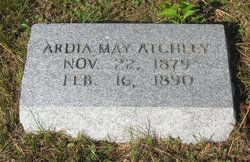 Ardia May Atchley