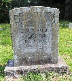 James Ashby Albritton