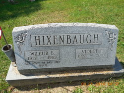 Violet F. <I>Lough</I> Hixenbaugh