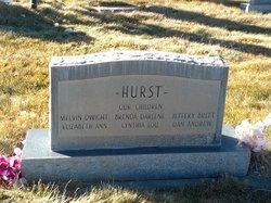 Winnie Virginia <I>Britt</I> Hurst