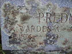 Wardes Alonzo Predmore