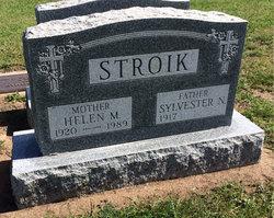 Helen M Stroik