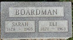 Sarah Rozella <I>Allen</I> Boardman