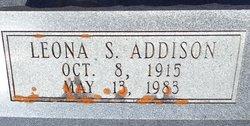 Leona <I>Stevens</I> Addison