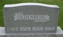 Allen A Oldenburg
